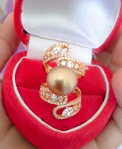 IO-24 Karat guld ring
